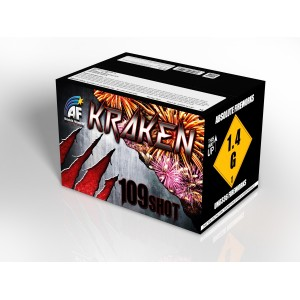 Kraken 109 shots  IN STORE PICK UP ONLY AVAILABLE