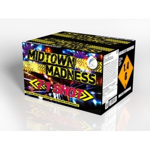 Midtown Madness 71 shots OUT OF STOCK