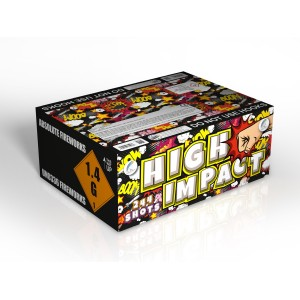 High Impact 244 shots compound cake OUT OF STOCK