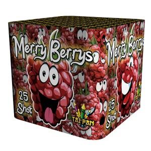 merry berrys 25 shots